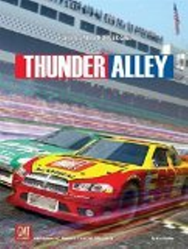 Thunder Alley board game