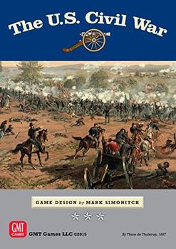 The U.S. Civil War board game