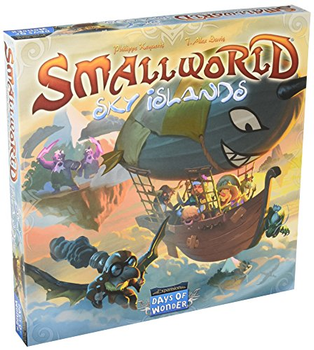 Small World: Sky Islands Expansion board game