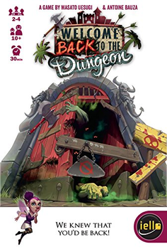 Welcome Back to the Dungeon board game