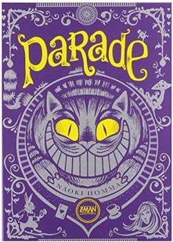 Parade board game