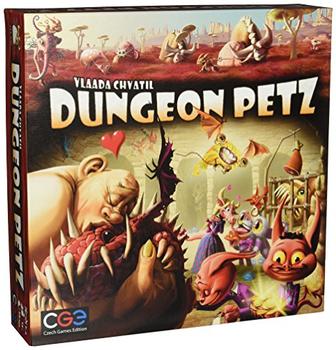 Dungeon Petz board game