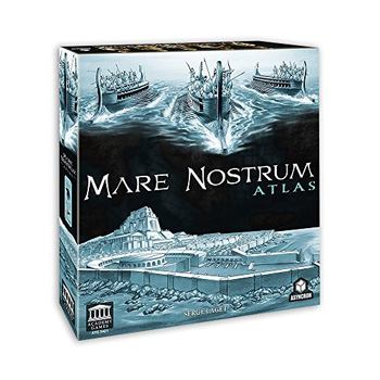 Mare Nostrum: Empires - Atlas Expansion board game