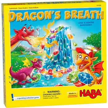 Dragon's Breath board game