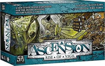 Ascension: Rise of Vigil board game