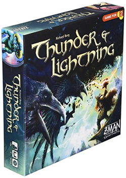 Thunder & Lightning board game
