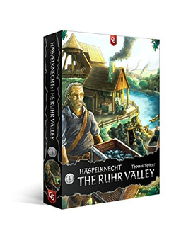 Haspelknecht: The Ruhr Valley Expansion board game
