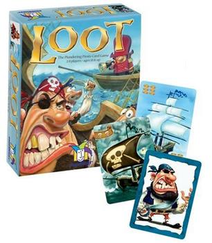 Loot board game