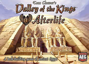 Valley of the Kings: Afterlife board game