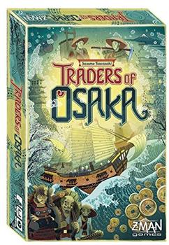 Traders of Osaka board game