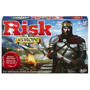 Risk: Europe board game
