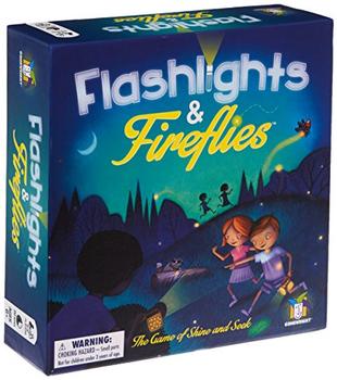 Flashlights & Fireflies board game