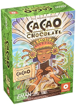 Cacao: Chocolatl Expansion board game