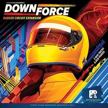 Downforce: Danger Circuit Expansion board game