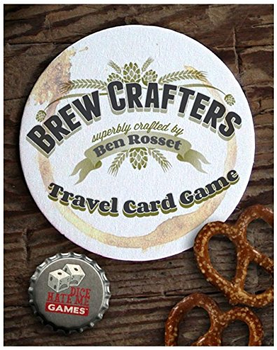Brew Crafters: Travel Card Game board game