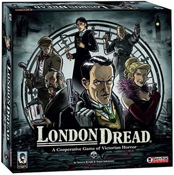 London Dread board game