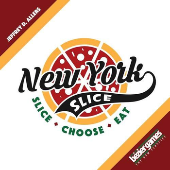 New York Slice board game