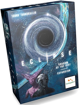 Eclipse: Shadow of the Rift Expansion board game