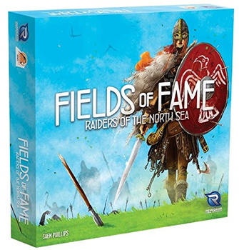 Raiders of the North Sea: Fields of Fame board game