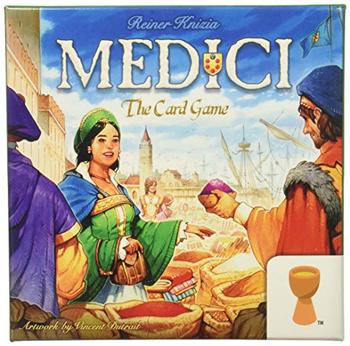 Medici: The Card Game board game