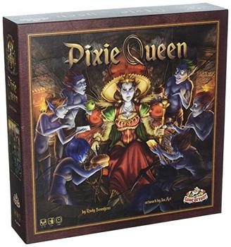 Pixie Queen board game