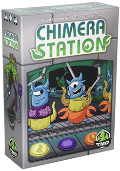 Chimera Station board game