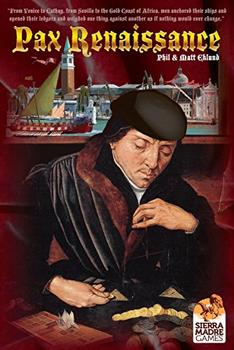 Pax Renaissance board game
