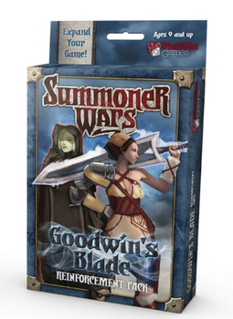 Summoner Wars: Goodwin's Blade Reinforcement Pack board game