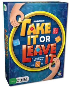 Take it or Leave it board game