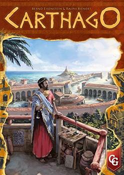 Carthago board game