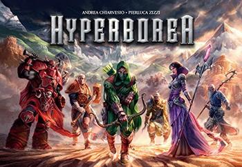 Hyperborea board game