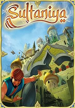 Sultaniya board game