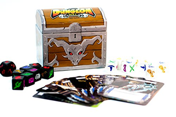 Dungeon Roll board game