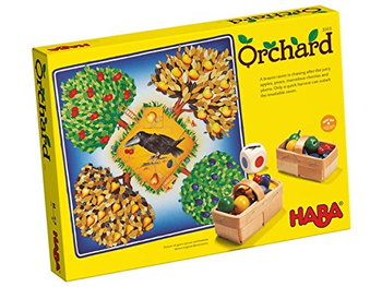 Orchard board game