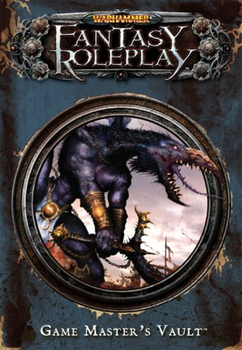 Game Master's Vault (Warhammer Fantasy Roleplay 3E) board game