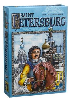 St. Petersburg board game