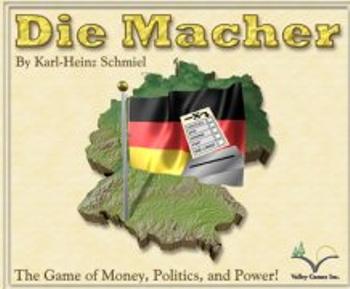 Die Macher board game
