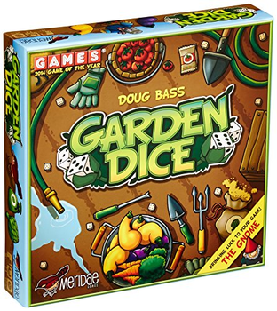 Garden Dice board game