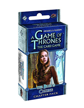 A Game of Thrones: The Card Game - The Blue Is Calling Chapter Pack board game