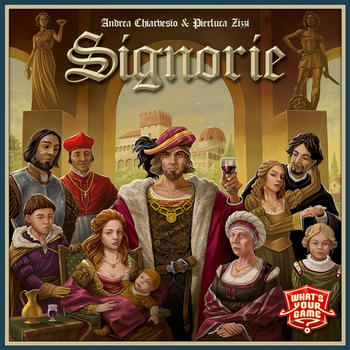 Signorie board game
