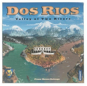 Dos Rios: Valley of Two Rivers board game