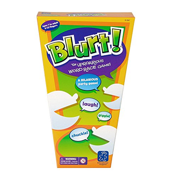 Blurt! board game