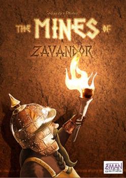 The Mines of Zavandor board game