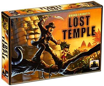 Lost Temple board game
