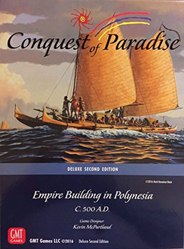 Conquest of Paradise board game