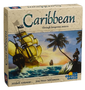 Games Caribbean board game