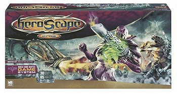 Hasbro Heroscape Master Set: Rise of the Valkyrie board game