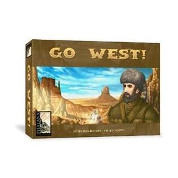Go West board game