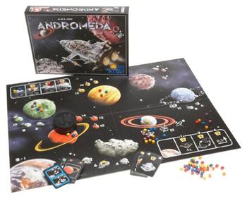 Andromeda board game