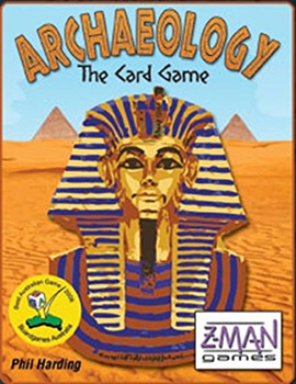 Archaeology: The Card Game board game